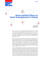 Boom and bust effects on youth unemployment in Estonia