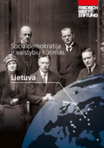 Socialdemokratija ir valstybių kūrimas: Lietuva