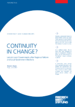 Continuity in change?